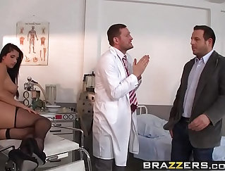 Asian Nurse Giving Head After Getting A Nasty Treatment