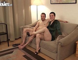 Amateur Couples Casting Session