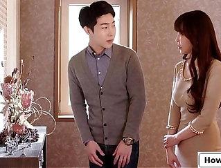 korean chick suck and fuck big