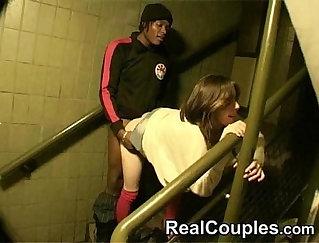 Couples interracial hard and beautiful