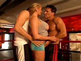Briana Banks crushes dicks and doles for double bills