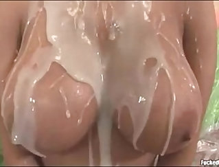 Big Tit Hitchhiking Slut Lucy Liu gets fucked and facialized