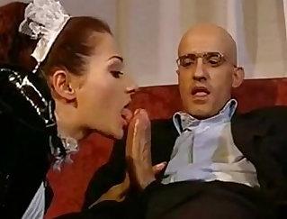Big boob bald amateur on italian free