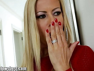 Check my new shiny red panties out on RELAIPA