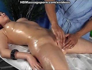 butter face babe acquires serious vulva massage
