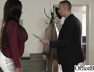 Big tits milf get laid in the office