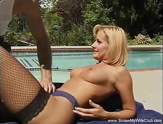 Big Bosomed Interracial Cheating Wife Anal Sex