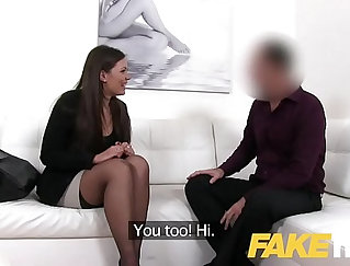 Casting Couch-X Bailey Brookes Boly brunette