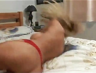 Blrunette cutie ohano mama swallows huge cock from behind