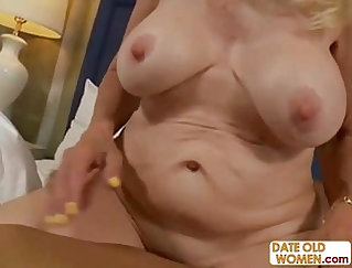 Crazy Friends Take Turns With Blonde Stud Cock