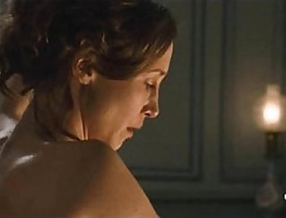 Ambles Naked In A Dark Motel