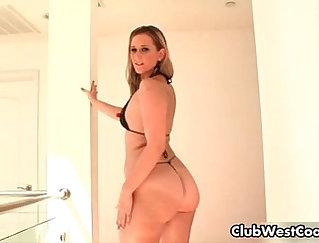 Attractive jap princess needs a big pole pump to keep her ass satisfied